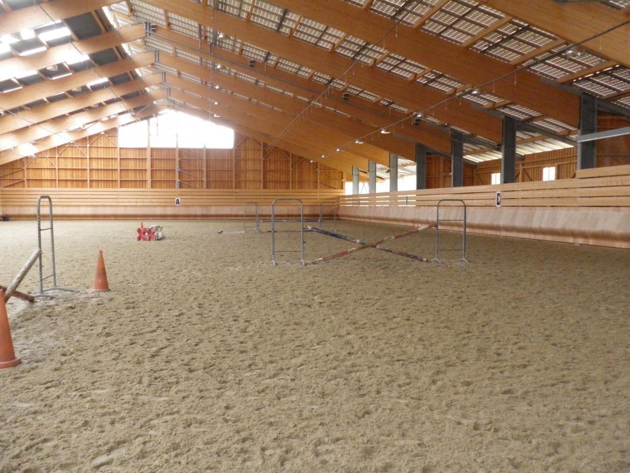 Sol equestre AB Track Silver CE Truchtersheim
